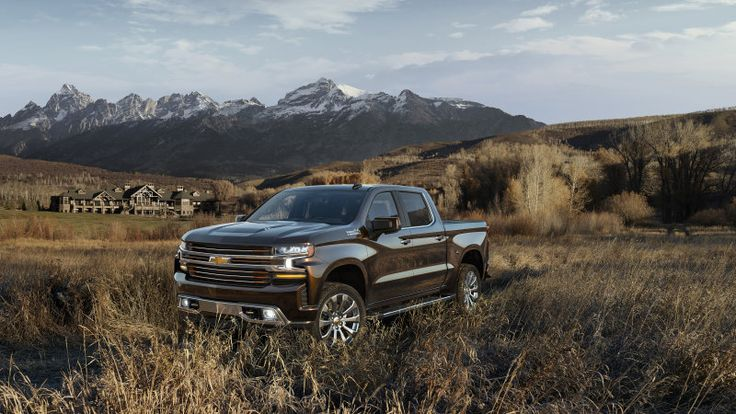 ICYMI: 2019 Chevy Silverado 1500 | 100 years old and all new