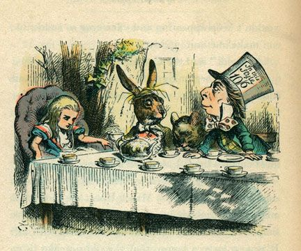 Illustratie van John Tenniel