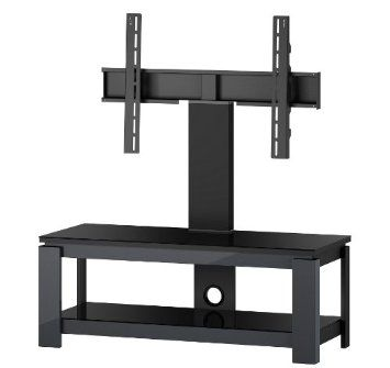 Sonorous HG 1025 Television Stand with Integrated TV Bracket for Upto 42 inch TV - Graphite: Amazon.co.uk: TV