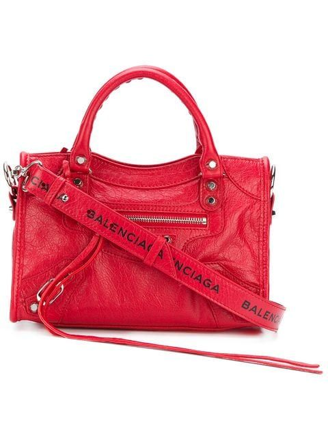 f4711882935234 Jacquemus Red Le Sac Minho Leather Mini Bag in 2018 | Girls to Older ...