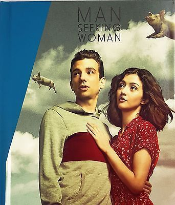Man Seeking Woman FX COMEDY SERIES Collectible EMMY FYC DVD Episodes 4 & 7 NEW