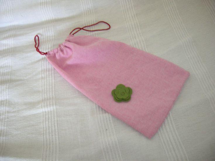 Saquito rosa