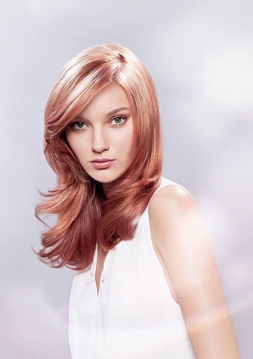 Illumina colour blushed naturals from Wella Professionals has been launched in our salons offering five new shades to its revolutionary range of permanent hair colours.Inspired by this season's golden opulence trend. fall winter 2013 2014 #woman #women #color #opulence