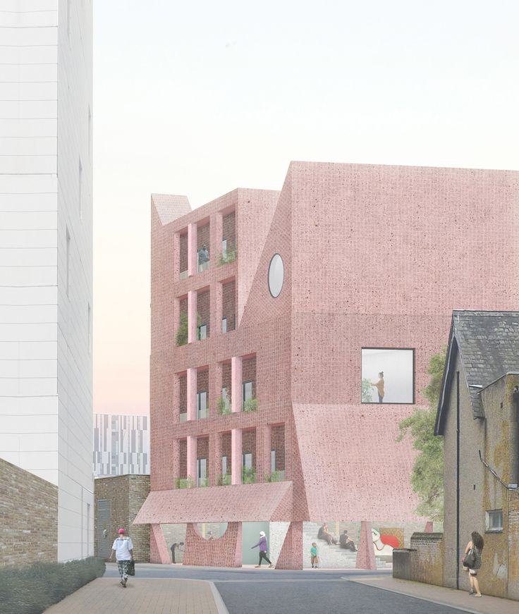 A House for Artists by Apparata and Grayson Perry