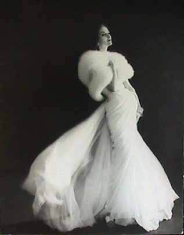 Mrs-Arlena — acebakes: Dior 1950's, but I'm not sure the...