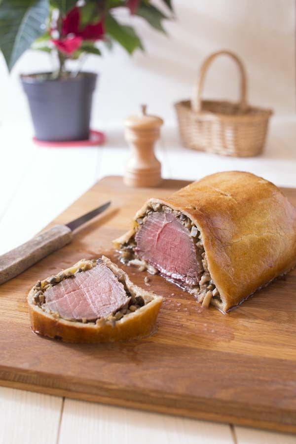 Bœuf Wellington : photo de la recette