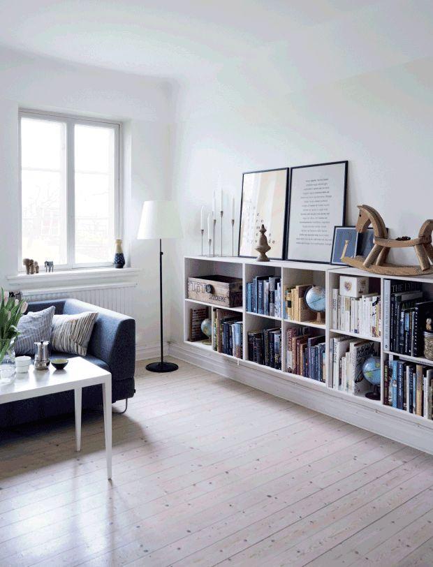 revue de blogs - My Little Home Blog // Rustique chic en Suède