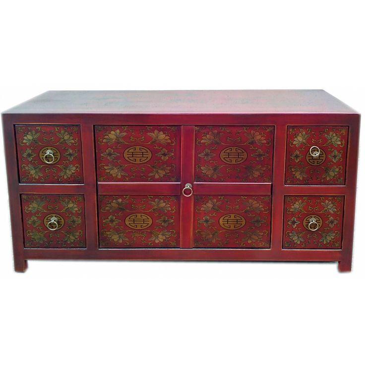 Les 78 meilleures images du tableau meubles style for Commode style asiatique