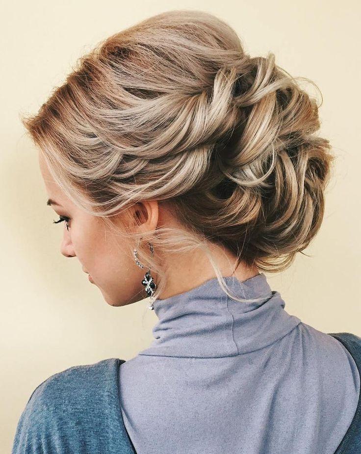 Fotos Hochzeit Hochsteckfrisuren Für Lange Dünne Haare Für Viele Von
