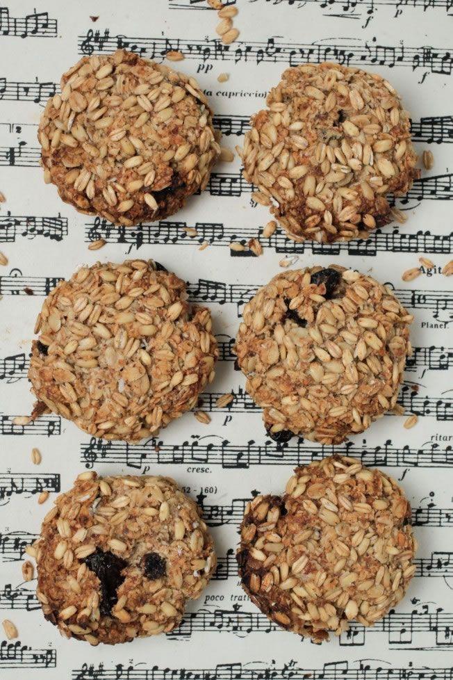 Apple + Cinnamon Breakfast Cookie