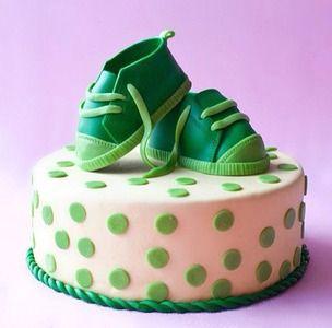 Торт на детский праздник в горошек, мальчику)) Детский торт на день рождение #торт #дизайнторта #детскийторт #горошек