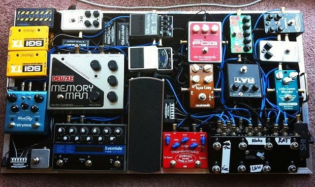 awesome board- LGW and Rat