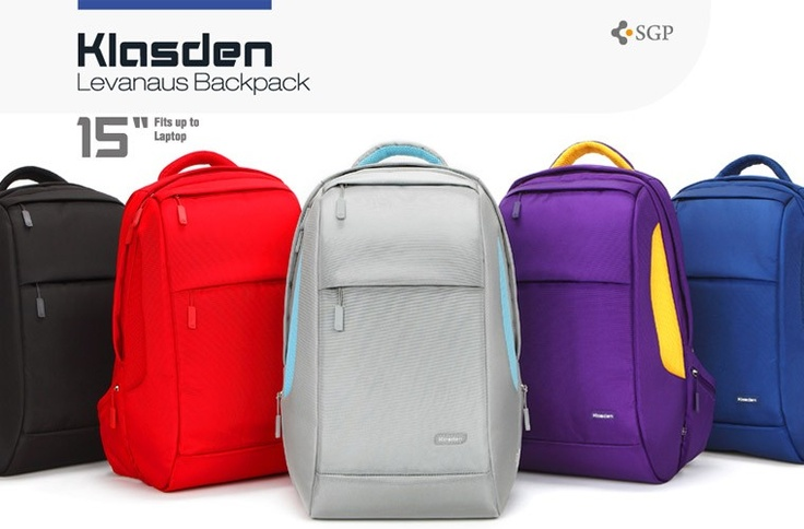 Klasden Levanaus Backpack