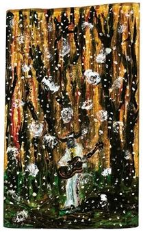 Untitled By Peter Doig
