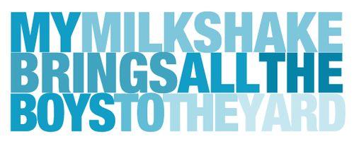 Milkshake - Kelis