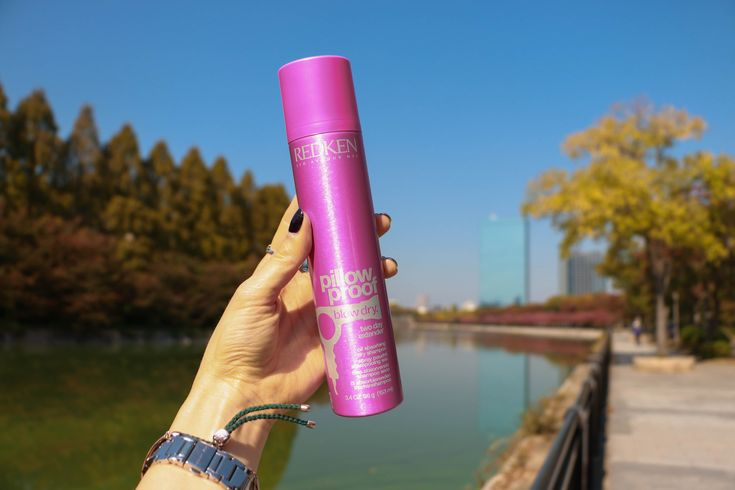 REDKEN PILLOW PROOF DRY SHAMPOO - THE ONLY ONE YOU NEED TO FIX YOUR HAIR