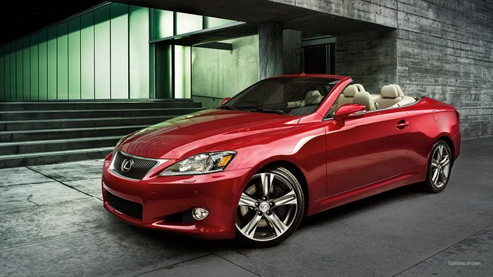 The all new 2014 Lexus IS 250C starts at $42,710 and offers the right combination of the new innovative technology that Lexus has incorporat...