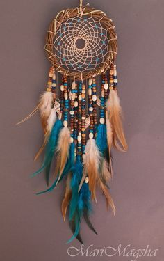 Hunters handmade dreams. Dreamcatcher. MariMagsha (Maria). Online Store Fair Masters. dream catcher, catchers dream