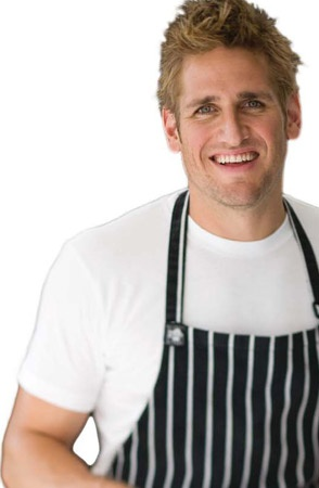 Curtis Stone worked for Marco Pierre White in London before becoming head chef at his Quo Vadis. He's since had various cooking shows and even represented Aussie chefs in Oprah Winfrey's Ultimate Australian Adventure. He's now the ambassador of Coles supermarkets.