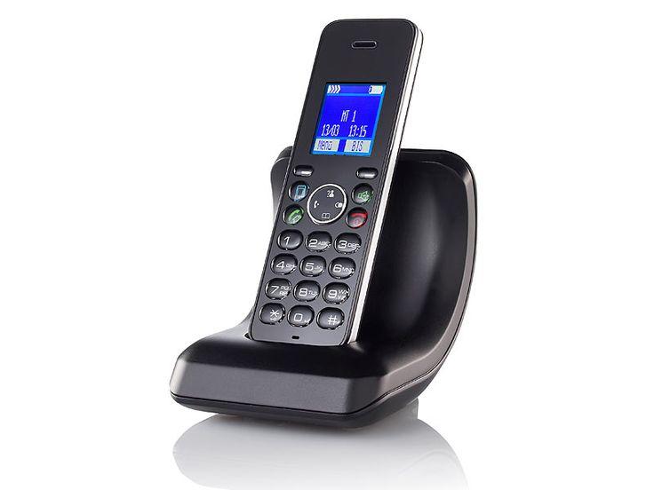 simvalley DECT Schnurlostelefon FNT 1088.bt, GAP & Bluetooth