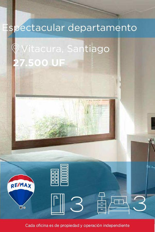 [#Departamento en #Venta] - Espectaculares Dptos en Santa Maria Manquehue 🛏: 3 🚿: 3  👉🏼 http://www.remax.cl/1028054002-21  #propiedades #inmuebles #bienesraices #inmobiliaria #agenteinmobiliario #exclusividad #asesores #construcción #vivienda #realestate #invertir #REMAX #Broker #inversionistas #arquitectos #venta #arriendo #casa #departamento #oficina #chile