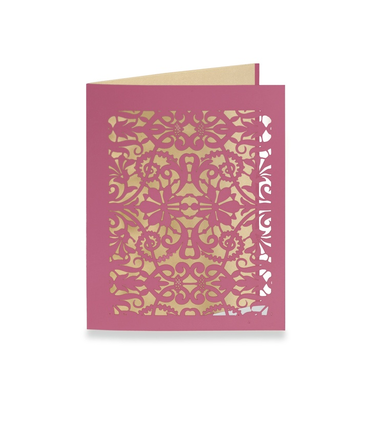 Italian Lace Laser Cut Note cards, $24.95, The Metropolitan Museum of Art Store  Shop 8, Level 2, QVB