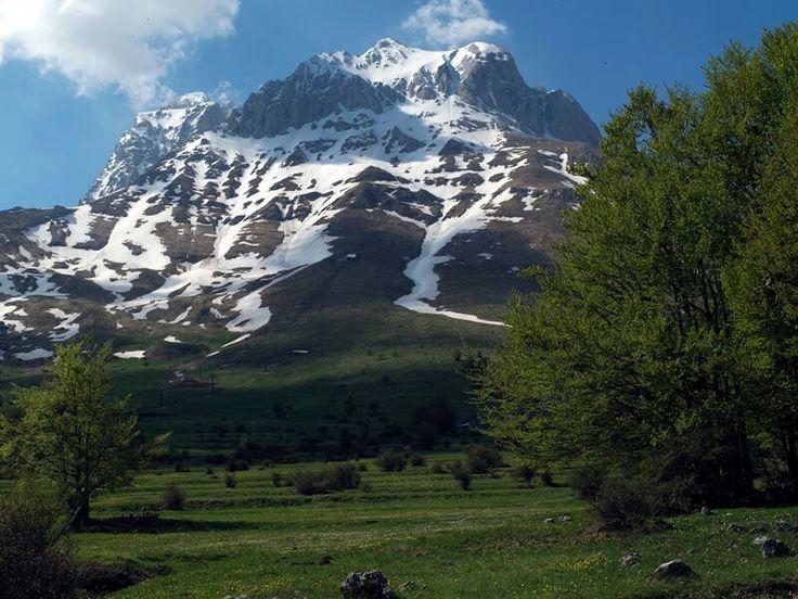 Parco Nazionale del Gran Sasso e Monti della Laga, Italy
