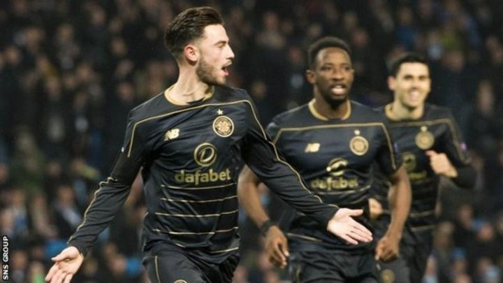 Patrick Roberts believes his loan spell at Celtic will prepare him for the challenge of trying to break into the  Source