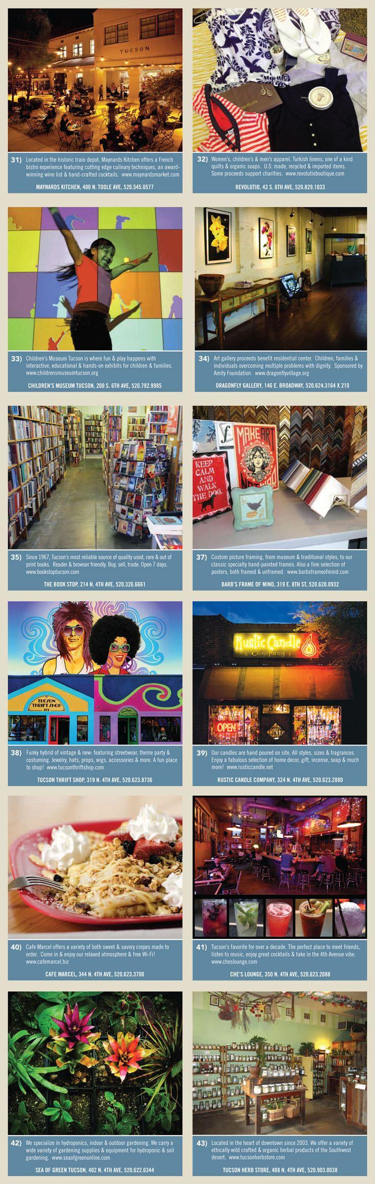 24 best Buy Local Tucson! images on Pinterest | Buy local, Tucson ...