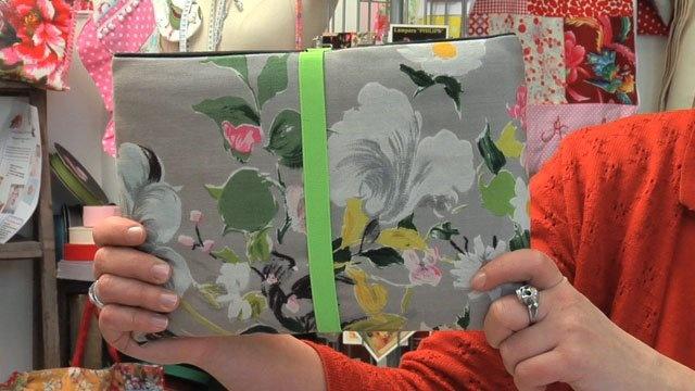 Couture : une housse dordinateur portable à la machine - Marie Claire Idées