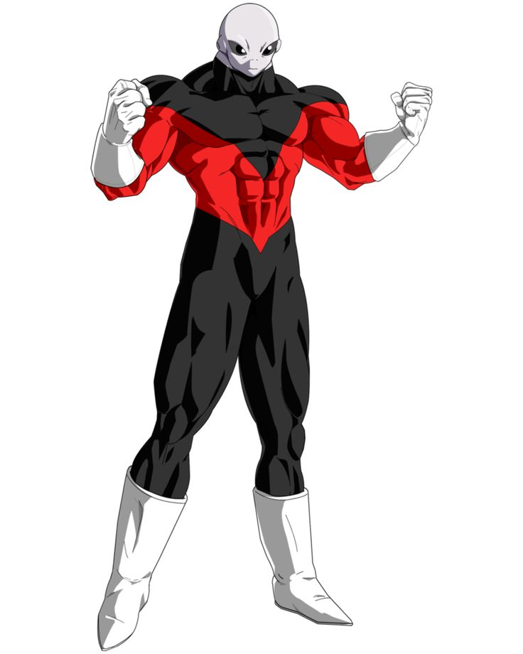 Jiren the gray. by ruga-rell.deviantart.com on @DeviantArt