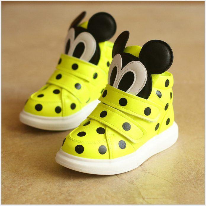 Bebek Spor Ayakkabı Modelleri - En Güzel Bebek Ayakkabıları