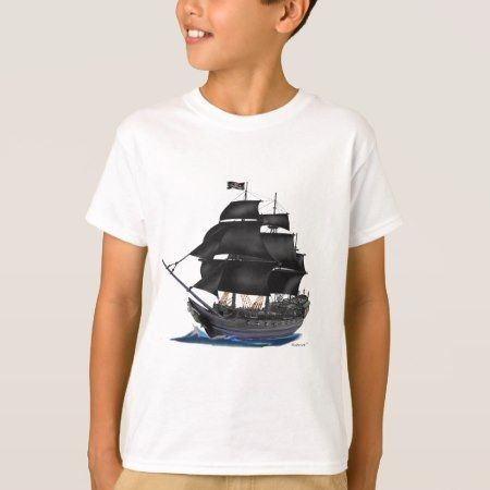 PIRATE SHIP.PNG T-Shirt - tap to personalize and get yours
