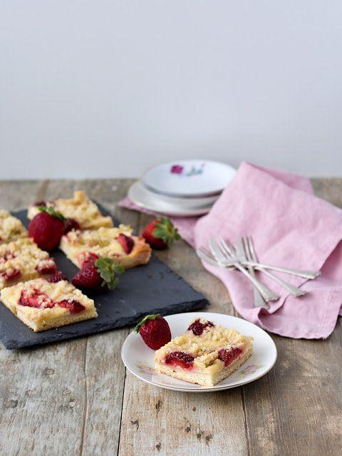 Kynutý koláč s ovocem a drobenkou 2, Foto: All