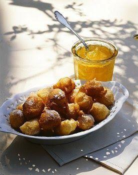 Los mejores Buñuelos dulces caseros. Receta fácil, rápida y económica.