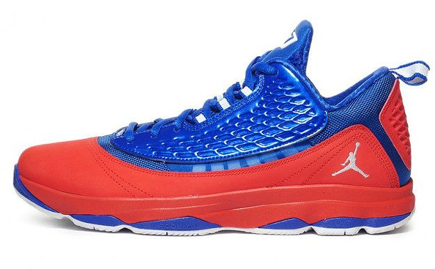 official photos b5f0f d0d0e Free Shipping Only 69  Jordan CP3.VI AE Sport Red White Game Royal 580580