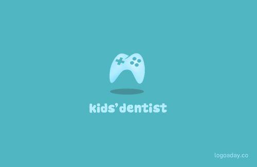 Kids' Dentist   Logo a Day