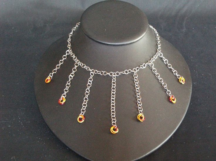 Mobius Drop Necklace Available on TRADE through Trad. Commerce Exchange! http://tandcglobal.com