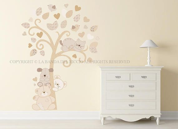 25 best ideas about baby wall decals on pinterest baby - Stickers x camerette ...