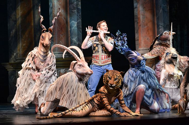 "Florida Grand Opera's production of Mozart's ""The Magic Flute"