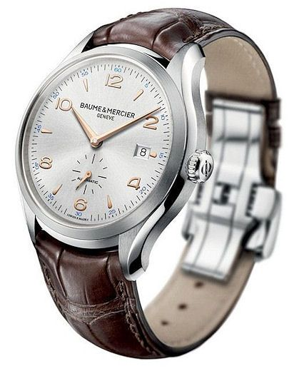 Five Baume & Mercier Watches Under $5,000 | WatchTime - USA's No.1 Watch Magazine