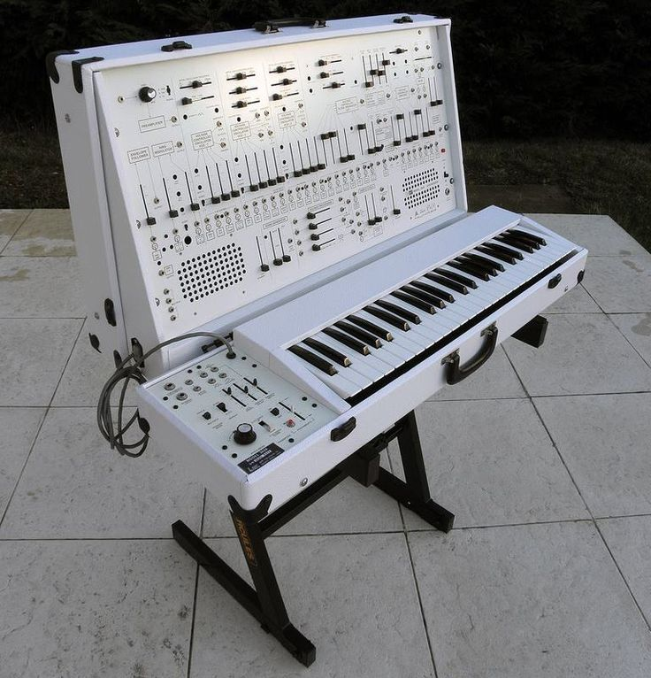 ARP 2600 #synth #classic