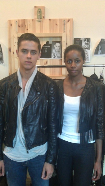 Winners of the modelcasting