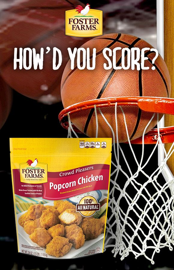 American Dinner Party Ideas Part - 35: Dunk Our Crunchy Popcorn #chicken U0026 Land It In Your Favorite Sauce!