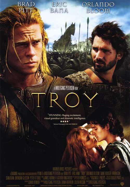 Troy (2004) Full Movie Watch Online Free HD