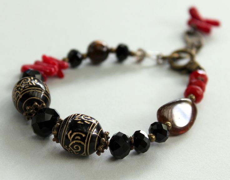 Tribal Inspired Bracelet B097