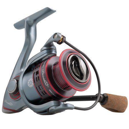 Pflueger President XT Spinning Reel 30, 6.2:1 Gear Ratio, 10 Bearings, 25.20 inch Retrieve Rate, Left Hand