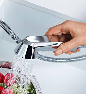 Pull Out Spray · KüchentrendsKüchenarmaturenEinrichtungstrendsSprays WaschbeckenKüchenherde