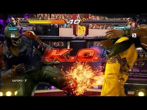 Tekken 7 |  Gaming Spy vs Nightmare | 2nd Match | HD