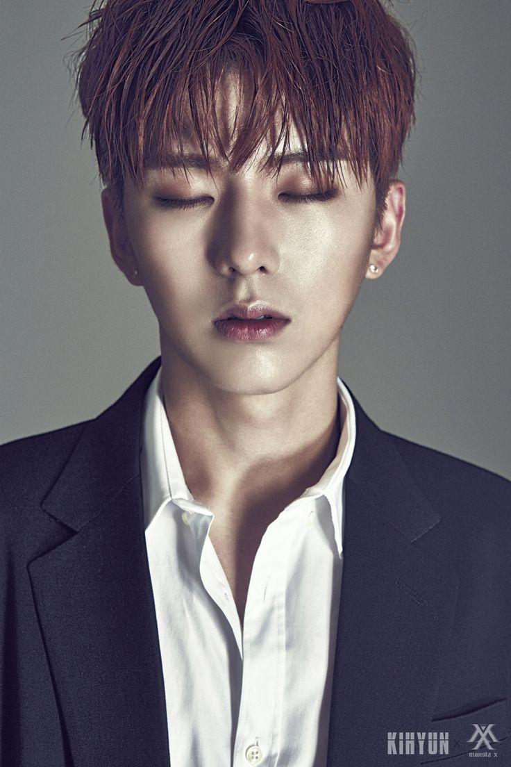 몬스타엑스 (MONSTAX) 공식 팬카페   MONSTA X 2ND ALBUM HERO [KIHYUN] - Daum 카페